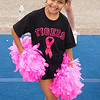 Laney Cheerleading : Laney was a cheerleader for the Winter Park Pee Wee football league